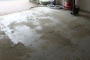 Alter Garagenboden